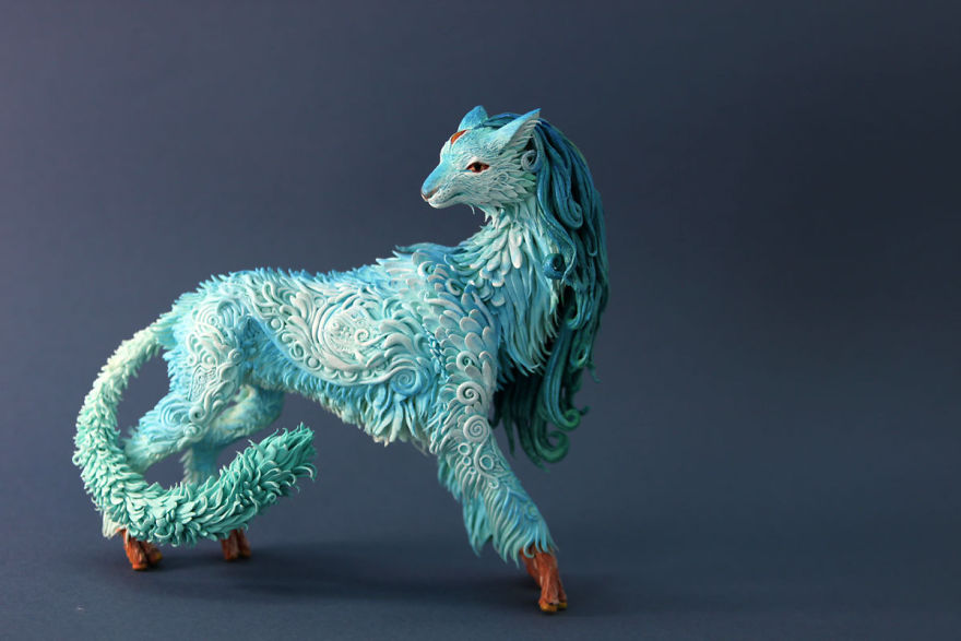AD-Russian-Artist-Creates-Fantasy-Animal-Sculptures-From-Velvet-Clay-23