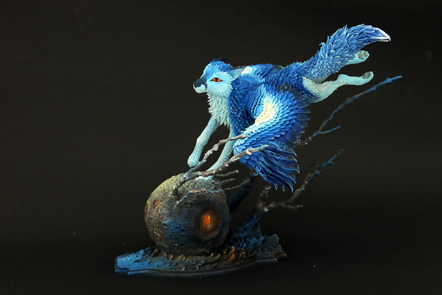 AD-Russian-Artist-Creates-Fantasy-Animal-Sculptures-From-Velvet-Clay-47