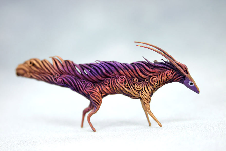 AD-Russian-Artist-Creates-Fantasy-Animal-Sculptures-From-Velvet-Clay-77