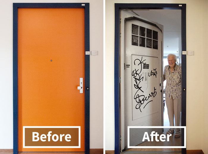 Home ad nursing homes dementia patients personalised true doors stickers 05 ← previous next →