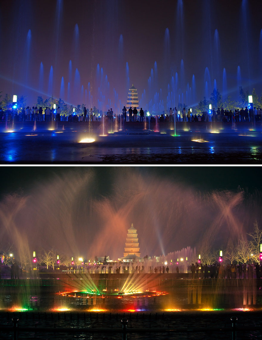 10 most amazing fountains in the world