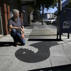 Art In The Shadows: Street Artist Is Painting Fake Shadows To Confuse People