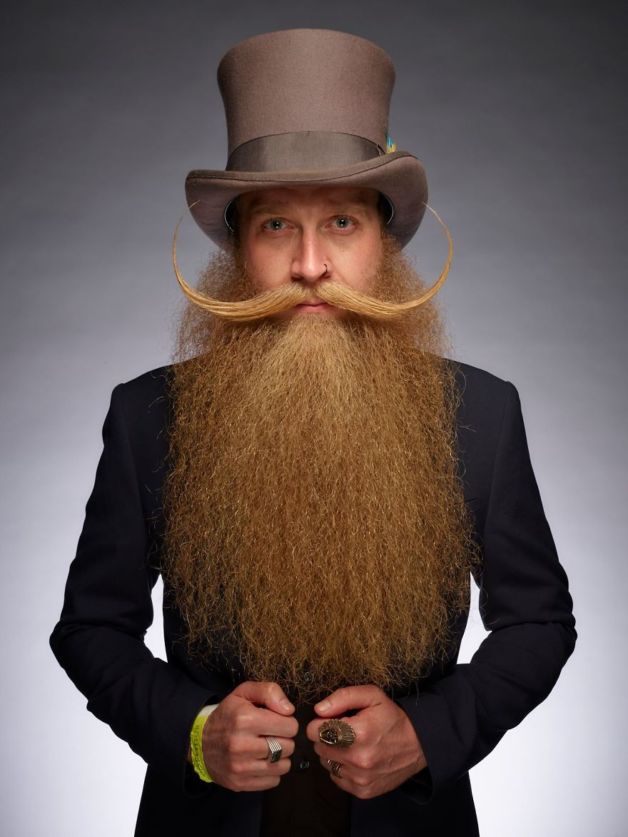 20+ Of The Best Beards From 2017 World Beard And Mustache Championship