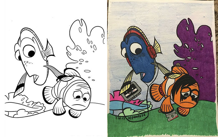 25 Reasons Why You Should Never Give Childrens Coloring Books To