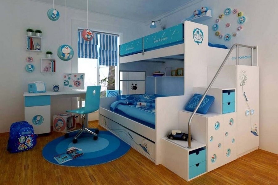 40 Amazing Kids Bedroom Design Ideas Magnificent Kids Bedroom Designs