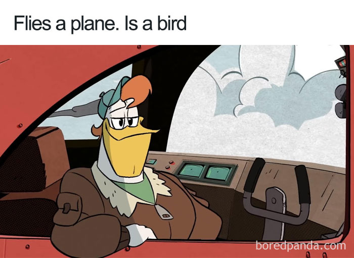 40  ridiculous examples of cartoon logic that will make