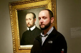 20+ Times People Accidentally Found Their Doppelgängers In Museums And Couldn't Believe Their Eyes