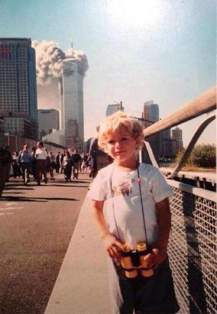 15 Rare Photos Of 9 11 You Probably Haven T Seen Before