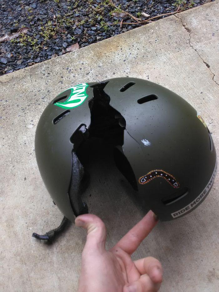 25 Reasons Why You Should Always Wear A Helmet