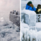 It's So Cold In North America That Niagara Falls Is Frozen, And It Looks Like Something From Narnia