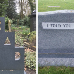 50+ Brilliant Tombstones By People Whose Sense Of Humor Will Live Forever