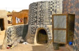 Photographers Gain Entry into Traditional African Village Where Every House Is a Work of Art