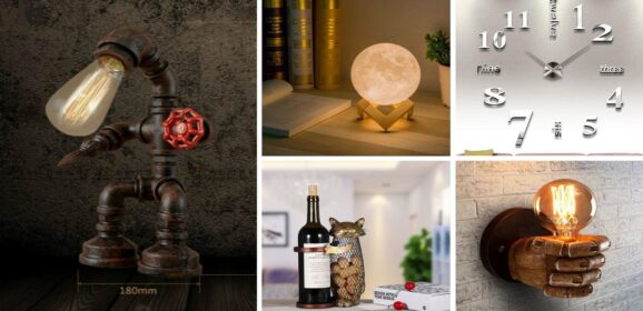 15 Creative Home Decor Products