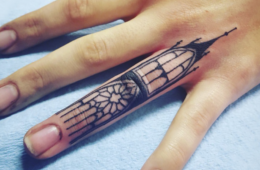 20+ Architecture Tattoos That'll Make You Want To Get Inked