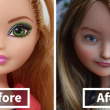 Ukrainian Artist Removes Makeup From Dolls To Repaint Them, And Result Is Almost Too Real
