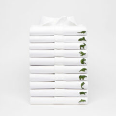 Lacoste Replaced Iconic Crocodile Logo With 10 Endangered Species To Raise Awareness