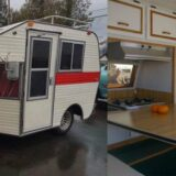 """These Volkswagen Beetles Converted Into RV Hybrids Called """"Bug Campers"""""""